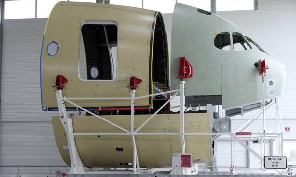 Airbus Atlantic rassemblera les activités françaises d'Airbus autour des aérostructures