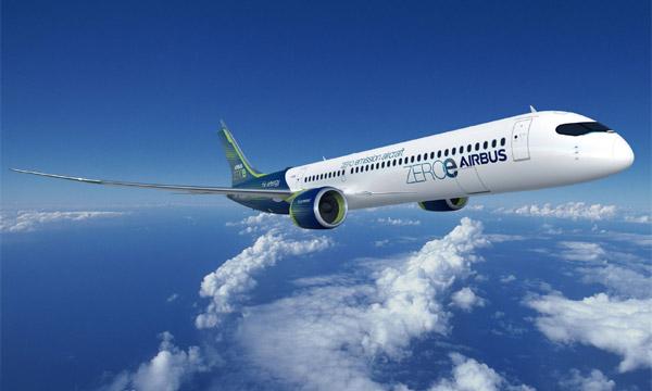 Airbus, Vinci Airports et Air Liquide veulent développer ensemble l'usage de l'hydrogène