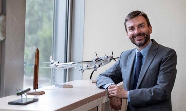 Jean-Philippe Dufour devient directeur adjoint de l'ISAE-SUPAERO