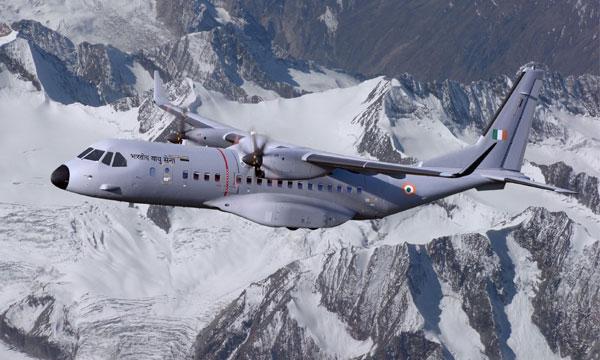 L'Inde formalise l'acquisition de 56 C295 d'Airbus