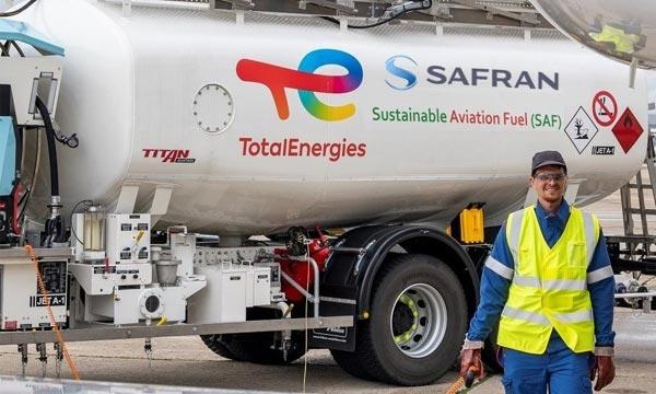 Safran et TotalEnergies concluent un partenariat stratégique