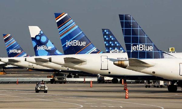 JetBlue organise son avitaillement en SAF à New York