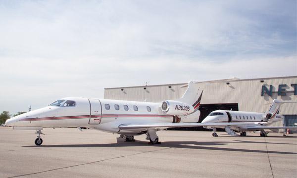 NetJets double sa commande de Phenom auprès d'Embraer