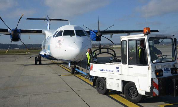 ASL Aviation Holdings veut alimenter ses ATR à l'hydrogène