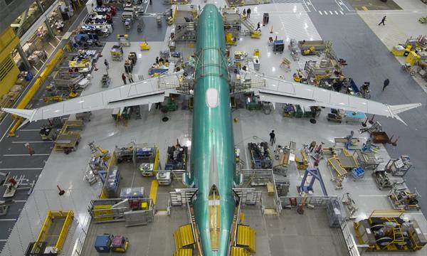 Boeing a livré 35 avions commerciaux en septembre,  dont 26 737 MAX