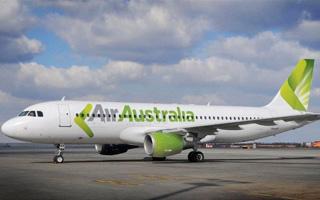 Air Australia révèle ses nouvelles couleurs