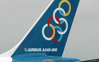 La Grèce vend 4 Airbus A340 pour réduire sa dette