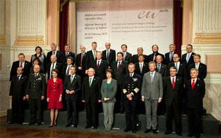 Europe de la Défense : Pooling and sharing des capacités militaires