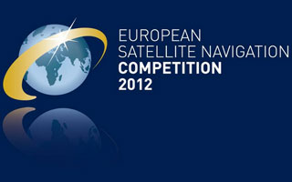 Concours : lancement de l'European Satellite Navigation Competition 2012