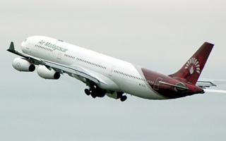 Air Madagascar reçoit son second A340-300