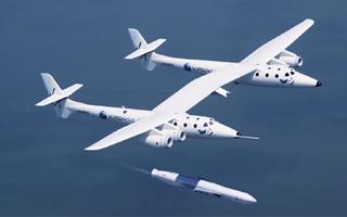 Farnborough : Virgin Galactic pourra mettre des satellites sur orbite