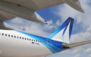 Photos : Premier Airbus A330 reconfiguré pour Corsair International