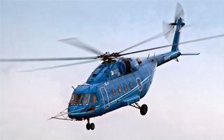 Le Mi-38 bat un record d'altitude