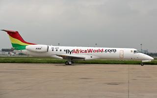 Africa World Airlines reçoit son 1er appareil