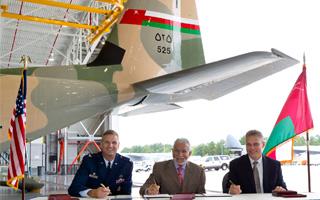 Premiers C-130J pour Oman et pour l'Irak