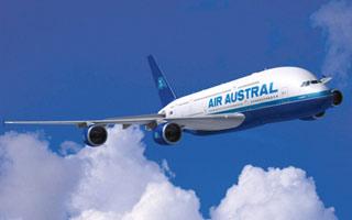 Air Austral envisage une modification de sa commande d'Airbus A380