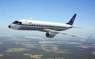Photo : GECAS confirme les 2 Embraer 190 de Myanma Airways