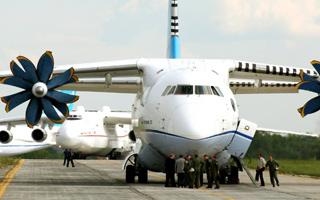 L'Antonov An-70 reprend ses essais après une pause de 2 ans