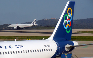 Accord de rachat entre Aegean Airlines et Olympic Air
