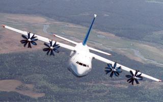 L'Antonov An-70 produit en série dès 2015