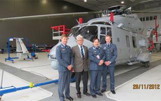 Deuxième NH90 pour la Norvège