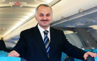 Temel Kotil, PDG de Turkish Airlines. Une croissance record en 2012