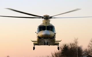 Vidéo : premier vol de l'AW139 assemblé en Russie