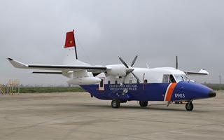 Livraison du dernier Aviocar d'Airbus Military produit en Espagne