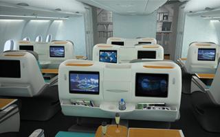 Air Tahiti Nui dévoile le nouvel intérieur de ses Airbus A340