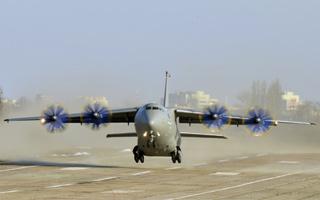 L'Ukraine serait prête à assumer l'An-70 seule