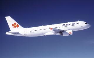 Aircalin s'équipe d'un deuxième Airbus A320