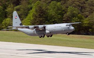 L'Irak reçoit ses trois derniers C-130J