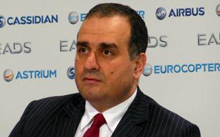 Marwan Lahoud élu président du GIFAS
