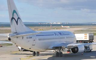 AWAS livre un 737-500 à Air Méditerranée