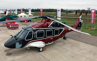MAKS 2013 : Le Kamov 62 fait son show avant son vol inaugural