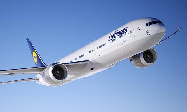 Lufthansa commande 34 Boeing 777-9X et 25 Airbus A350-900