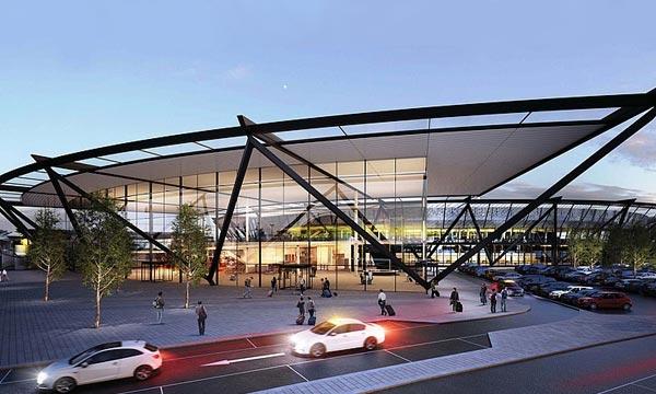 GFC Construction bâtira le nouveau terminal 1 de Lyon Saint-Exupéry