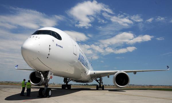 Airbus demande à l'Allemagne le déblocage de 600 millions d'euros pour l'A350