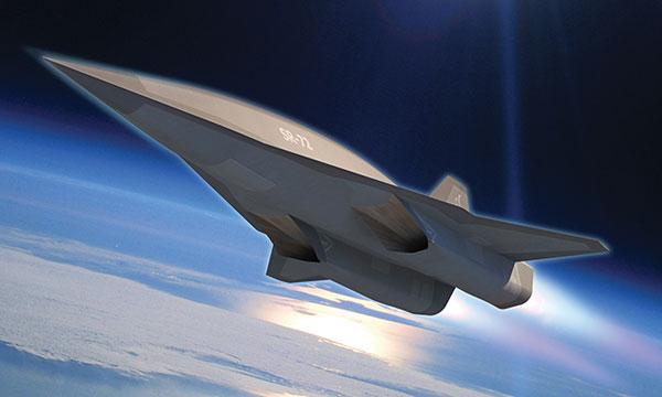 Lockheed Martin dévoile le SR-72, successeur sans pilote du Blackbird