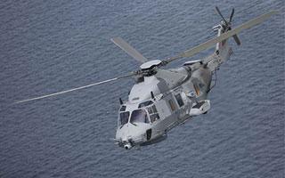 L'Italie reçoit son premier NH90 NFH « Step B »