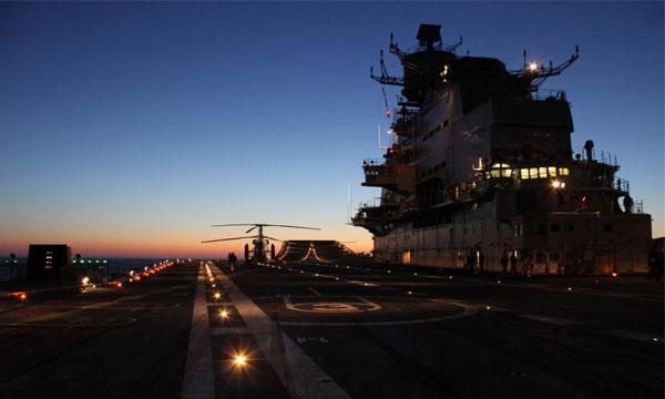 L'Inde réceptionnera son porte-avions samedi