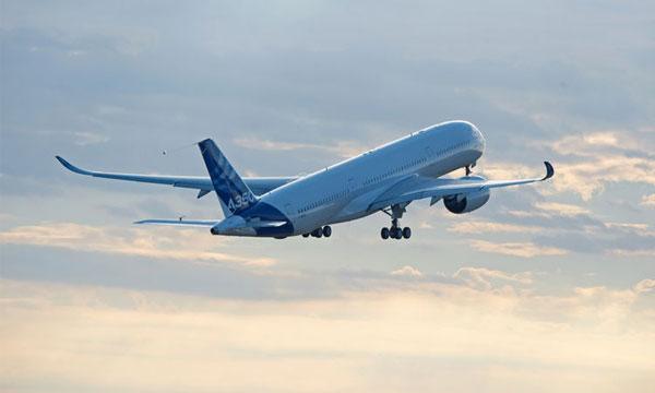 La version régionale de l'Airbus A350-900 est lancée