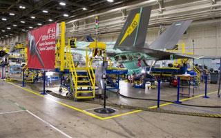 Livraison du centième F-35 de Lockheed Martin