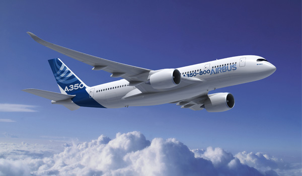 American Airlines va convertir ses futurs Airbus A350-800 en -900