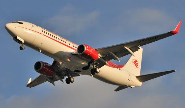 Air Algérie acquiert 8 Boeing 737-800 et 3 ATR 72-600