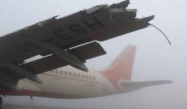 Atterrissage sous minima en Inde