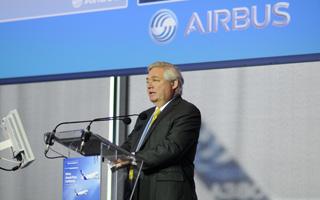 Airbus : nouvelles précisions sur l'A350-900 à masse réduite