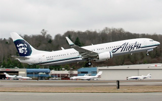 Alaska Airlines commande 2 Boeing 737-900ER supplémentaires