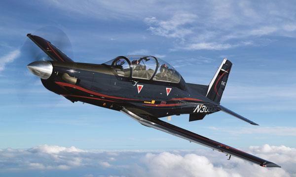 La Nouvelle-Zélande signe pour onze T-6C de Beechcraft