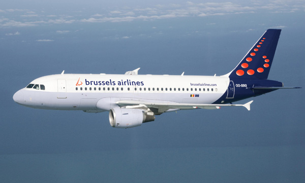 Brussels Airlines: perte de 182 millions d'euros au premier semestre